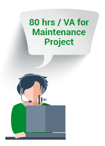 Virtual Assistant for Maintanance Project
